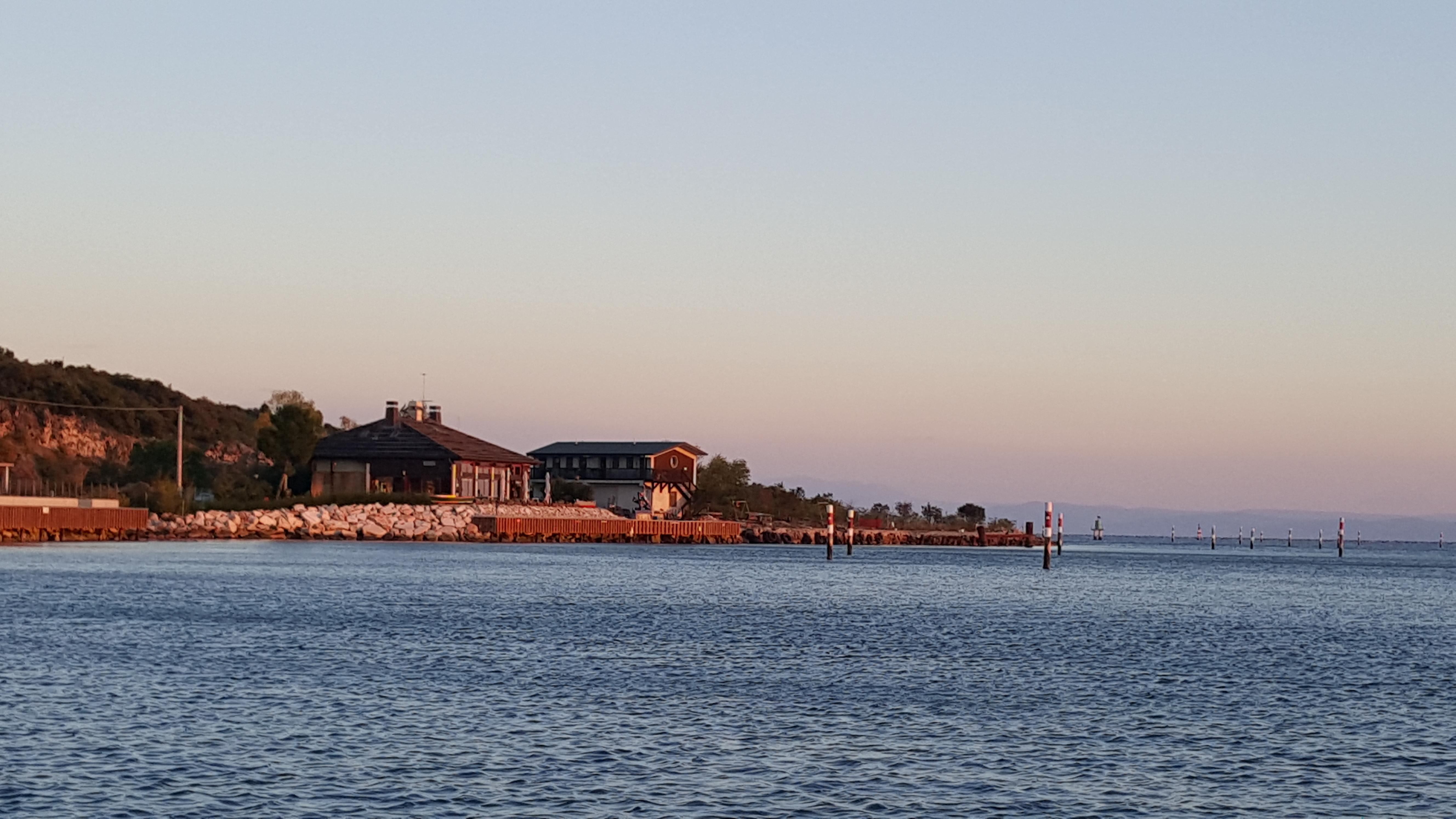 Al Pescaturismo - Villaggio del Pescatore - Novembre 2016